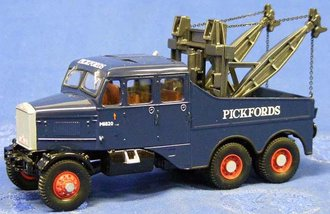 "Scammell Constructor Wrecker ""Pickfords"""