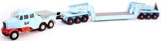 Heavy Haulage - Scammell w/24 Wheel Lowboy