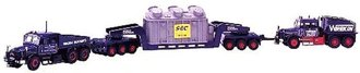 Heavy Haulage - Scammells w/Transformer Load