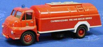 "Bedford S Fire Tanker ""Cambridgeshire"""