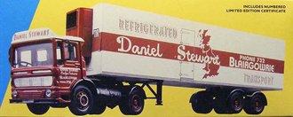 "AEC w/Reefer Trailer ""Daniel Stewart"""