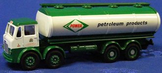 "Leyland Octopus Elliptical Tanker ""Power Petroleum"""