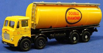 "Leyland Tanker ""Double Diamond"""