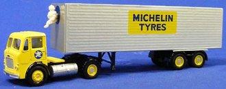 "Leyland Beaver Semi ""Michelin Tires"""