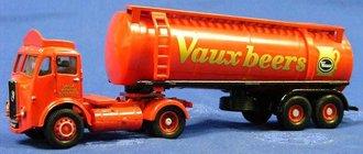 """Atkinson Semi Tanker """"Vaux Beers"""""""
