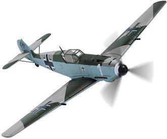 Me109E-4 Wilhelm Balthasar 1./JG 1 France 1940