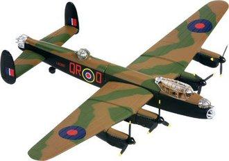 """Avro Lancaster """"Flt. Lt Bill Reid"""""""