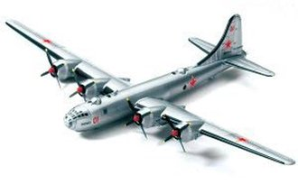 """Tupolev Tu4 """"Soviet Air Force"""""""