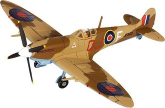 Supermarine Spitfire F Viii - Jf502/Qj-F, Flt. Lt. 'Eddie' Edwards, 92 Sqn