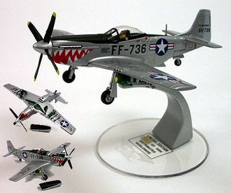 "P-51D Mustang ""Korean War 1951"""