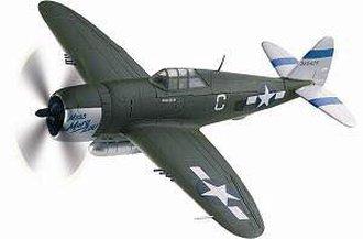 """P-47D Thunderbolt """"Miss Mary Lou"""""""