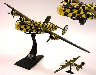 B-24D Liberator (Yellow/Black)