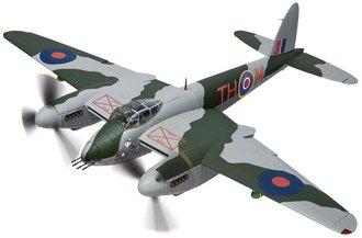 "deHavilland Mosquito FB.Mk VI RCAF No418 Sqn ""Black Rufe"", RAF Holmsley South, England June 1944"