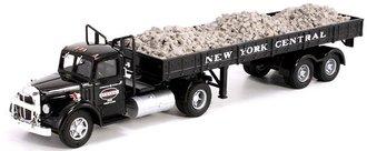 "Mack LJ Flatbed w/Coal Load ""New York Central"""