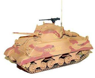 """1:50 M4A2 Sherman Tank """"Trowbridge - Syria"""""""