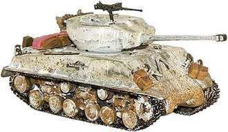 "U.S. Sherman M4A3E8 ""U.S. Army - Blockbuster"""