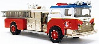 Lionel Mack CF Fire Pumper