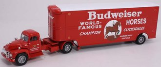 "1:50 Diamond T620 T/T ""Budweiser - Clydesdales"""