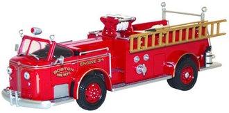 """American LaFrance 700 Open Fire Pumper """"Boston"""""""