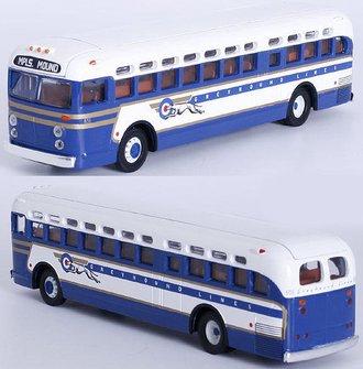 "1:50 GM 4506 Bus ""Northland Greyhound Lines"""