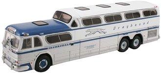 """1:50 Scenicruiser Bus """"Greyhound - Pittsburgh, PA"""""""