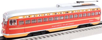 "1:50 PCC Street Car ""Pacific Electric"""