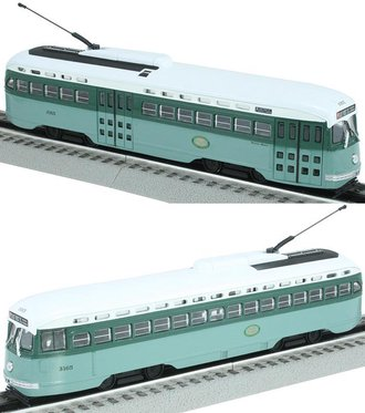"1:50 PCC Street Car ""Los Angeles Metropolitan Transit Authority (MTA)"" #1"