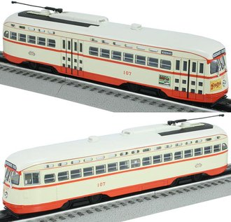 "1:50 PCC Street Car ""Detroit Department of Street Railways (DSR)"""