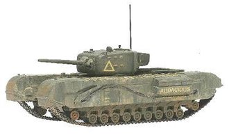 "Churchill Na75 Tank ""British Army"""