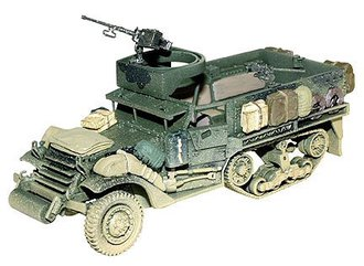 D-Day Canadian M3 Half-Track