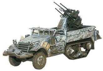 M16 Half-Track 4-Gun Antiaircraft