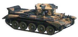 """A27M Cromwell Mkvi """"British Army"""""""