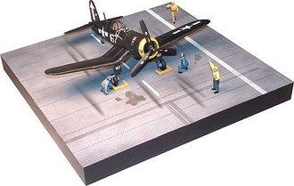 "Carrier Deck Set F4U Corsair ""R.Hedrick"""
