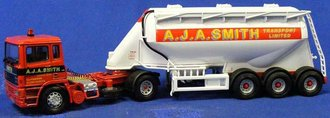"ERF Powder Tanker ""Smith Transport"""