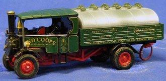 """Vintage Glory - Foden Steam Tanker """"Burton Brew"""""""
