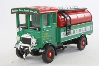 """AEC 508 Cabover Tanker """"BP"""" (Green/Red)"""