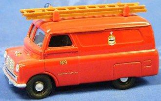 "Bedford CA Fire Van ""Blackburn"""