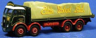 """Atkinson 4-Axle Flatbed """"Eddie Stobart"""""""