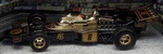 "Formula 1 Lotus ""Emason Fitipaldi"""