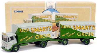 """AEC Truck & Trailer """"Billy Smart's Circus"""""""