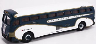 "1:50 GM 743 Bus ""Pacific Greyhound"""