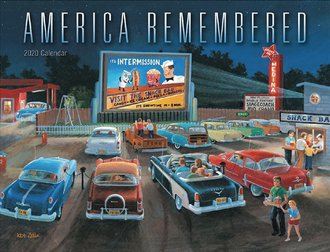 2020 Calendar - America Remembered