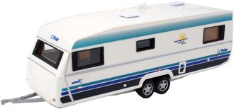 Polar Large Camper Trailer (White)