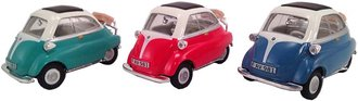 1:43 BMW Isetta 250 (Set of 3)