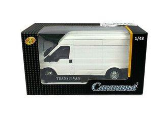 1:43 Ford Transit Van (White)