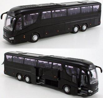 1:50 Scania Irizar Coach Bus (Black)