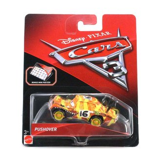 Cars 3 - Pushover #16