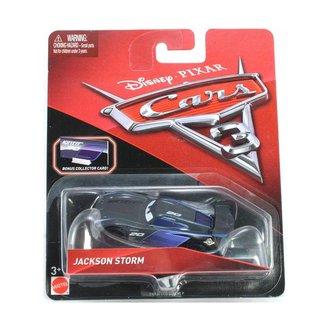Cars 3 - Jackson Storm w/Collector Card