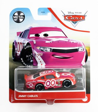 Cars 2021 - Jimmy Cables