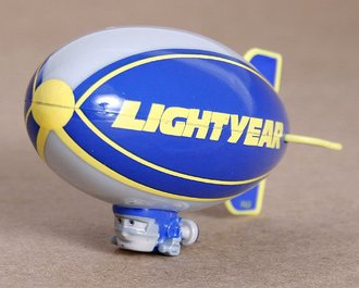Al Oft - Lightyear Blimp